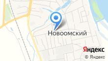Новосибирская птицефабрика-Омск на карте