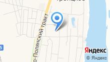 Троицкий детский сад на карте
