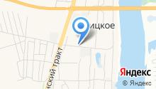 ОмскКролик на карте