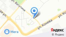ТАТУ СТУДИЯ TATTOO PROFI на карте