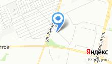 Яшма на карте