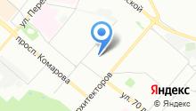 Brow Bar MD на карте