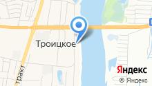 Унипак-М на карте