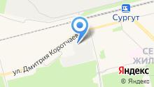 ОСКар на карте