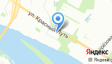 АвтоЮРИСТ Омск на карте