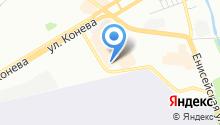 Forstlight на карте