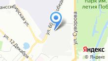 агросервис на карте