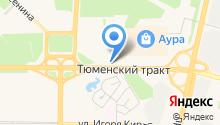 Kars Gril №1 на карте