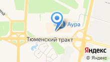 Прищепка+ на карте
