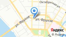 сибирская земля на карте