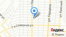 ENZO на карте