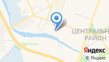 Сибкар на карте