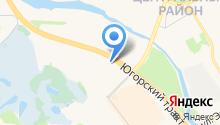 Новотех-ТРАК на карте