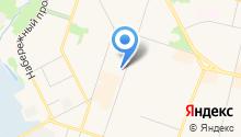 Станция техосмотра на карте