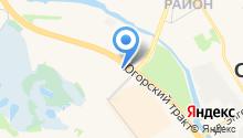 АвтоАверс на карте