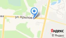 АЗС СИБ ТЭК на карте