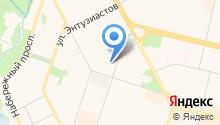 ИнтерАвтоСервис на карте