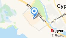 TopGear на карте