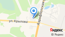 Автодизель на карте