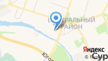 11 отряд Федеральной противопожарной службы по Ханты-Мансийскому автономному округу-Югре на карте