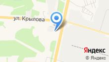 АВТОЛЮКС на Аэрофлотской на карте