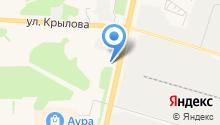 Ресурс-Авто на карте