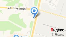 Бумер на карте