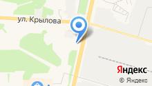 Масленка на карте
