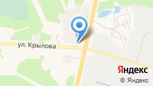 Автогалактика на карте