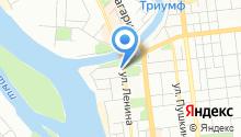 цветной квартал на карте