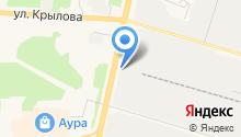 Этикетъ на карте