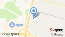 АРГО на карте