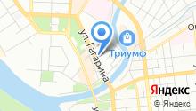 ELC на карте