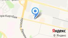 Автозапчасти Cummins на карте