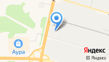 ARO-MAN на карте