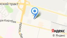 MAESTRO на карте
