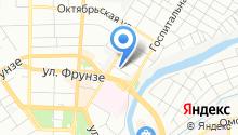 ASCENTur на карте