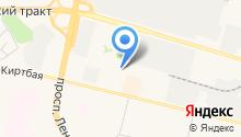 Subaru club Surgut на карте