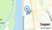 Л.Текстиль на карте