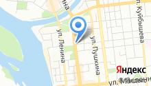 SVOИ на карте