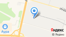 Знак-Югра на карте