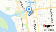 Disconto на карте