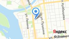 Отделение Пенсионного фонда РФ по Омской области на карте