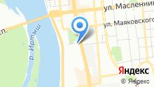 Birliman на карте