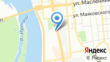 компания натяжных потолкоарт-потолок г. на карте