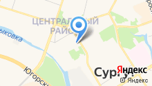 ONSEN на карте
