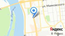 Coffeeshop Amsterdam на карте