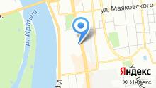 Eliz на карте