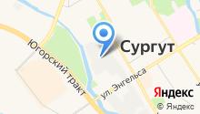 TuningSurgut на карте