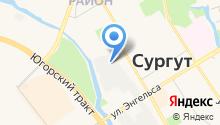 AUTO-DIAGNOZ на карте